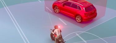 Tecnología para salvar vidas en moto: Un ojo de 360º que alertará de posibles amenazas