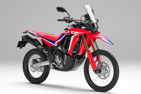 Honda Crf250 Rally 2021