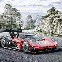 El eléctrico Volkswagen ID.R consigue establecer un récord de velocidad en la mitológica montaña de Tianmen