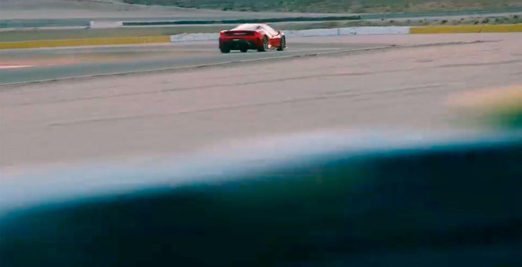 Ferrari 488 Speciale, vídeo teaser