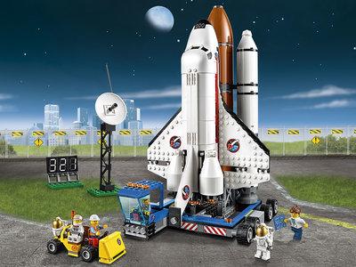 Puerto espacial Lego City con un 25% de descuento