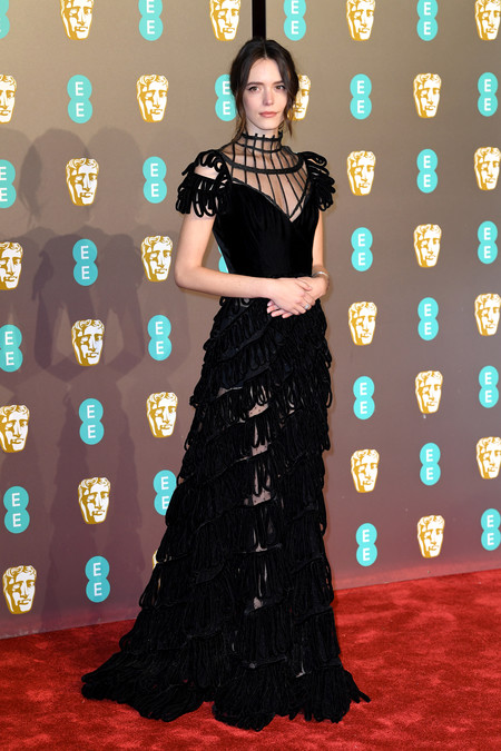 Stacy Martin Bafta 2019