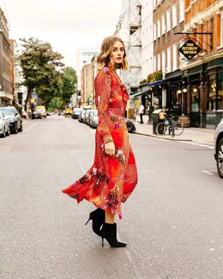 Olivia Palermo es capaz de cambiarse hasta 4 veces un mismo día y desprender estilo con cada uno de sus looks