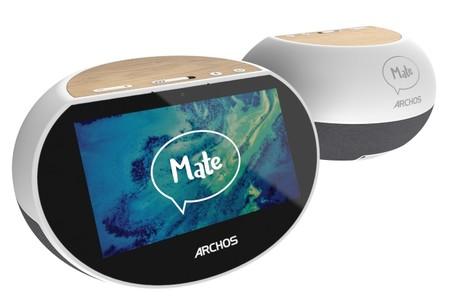 Archos llevará al CES 2019 sus nuevos altavoces inteligentes con pantalla compatibles con Alexa