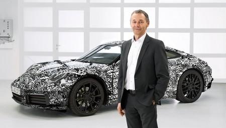 Porsche 911 2019 Teaser