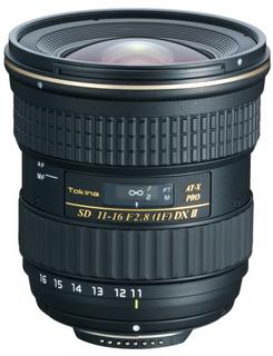 Llega la nueva versión DX II del Tokina 11-16mm AT-X 116 PRO