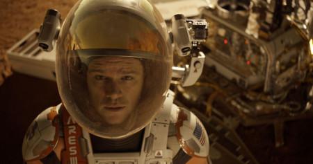 The Martian ya tiene trailer oficial: así es la vida en Marte