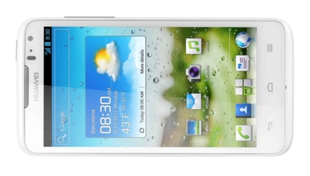 Huawei Ascend D Quad blanco