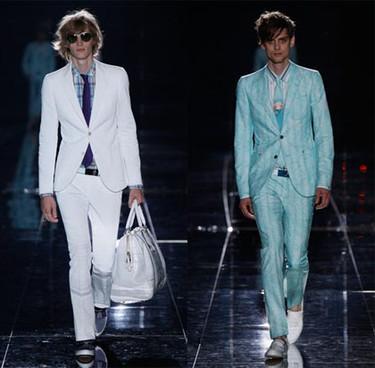 Gucci, colección hombre primavera verano 2009