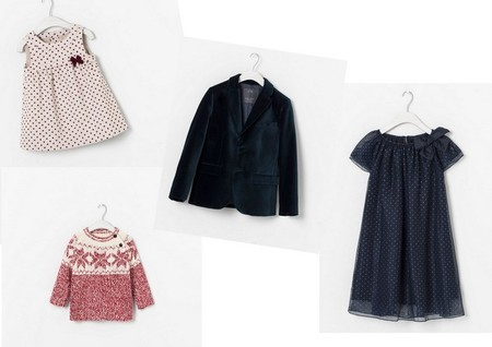 zara kids ropa fiesta niños