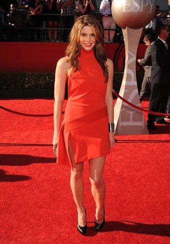 Todas las asistentes a los ESPY: vestidos de fiesta con celebrities sin clase. Ashley Greene