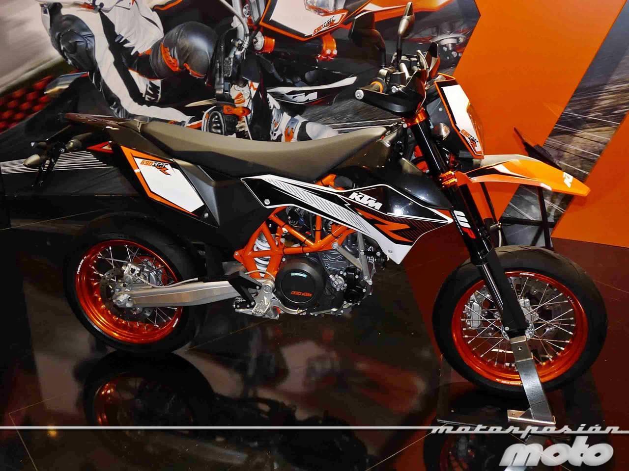 Foto de Resto de novedades de KTM presentada en el Salón de Milán 2011 (24/25)
