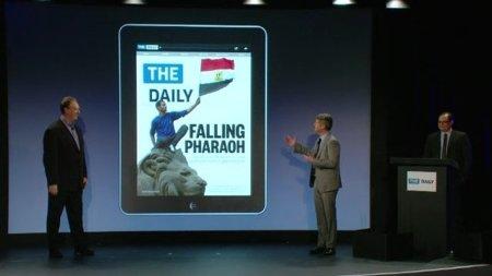 Apple y News Corp presentan The Daily, su nueva propuesta de suscripción para el iPad