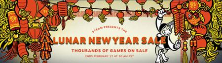 Steam lanza venta especial por el año nuevo lunar
