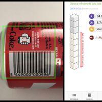 ¿Tardas mucho en contar los terrones de azúcar en tu compra? Sinazucar.org te lo pone más fácil con su escáner de códigos de barras