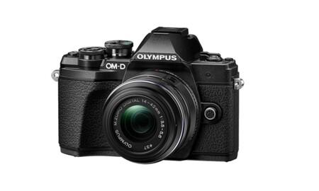 ¿Buscas una cámara sin espejo polivalente a buen precio? Amazon te deja la Olympus OMD E-M10 Mark III junto con objetivo 14-42mm por 599 euros