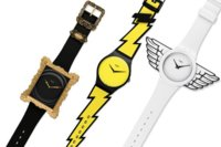 Swatch & Jeremy Scott lanzan los relojes de moda