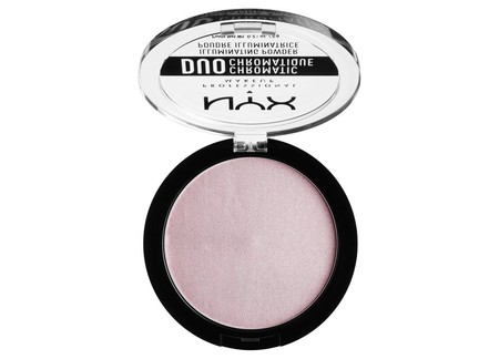 Nyx Professional Makeup Duo Chromatic Powder Lavender Steel
