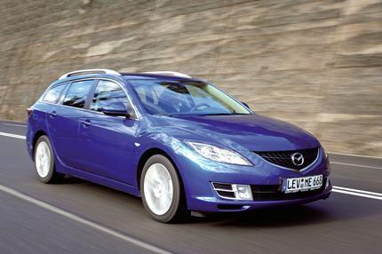 Mazda completa la gama del Mazda6 con el Station Wagon y el 5 puertas