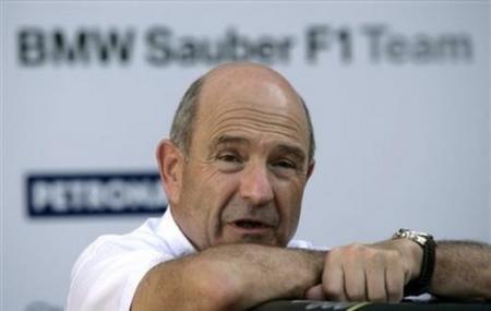 Peter Sauber, candidato a dirigir la escudería de Qadbak