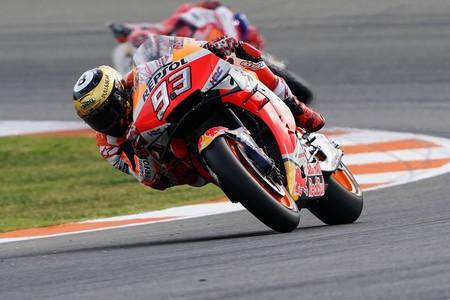 Marquez Valencia Motogp 2019