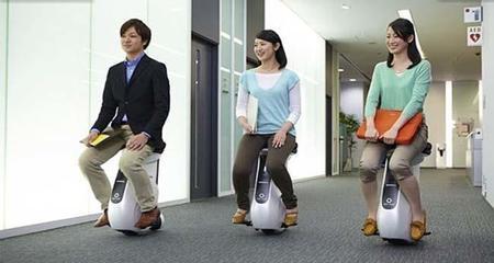 Honda presenta un cambio en su vehículo personal para la oficina