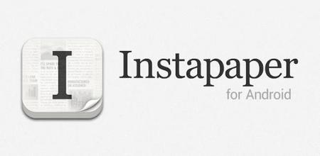 Instapaper para Android se actualiza con nueva interfaz, InstaRank, búsqueda por palabras y más
