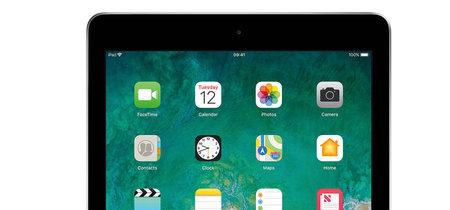 Apple iPad (2018) de 32GB por sólo 279,99 euros y envío gratis