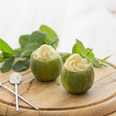 Mousse helada de lima y queso crema: receta fresca para quedar como un rey