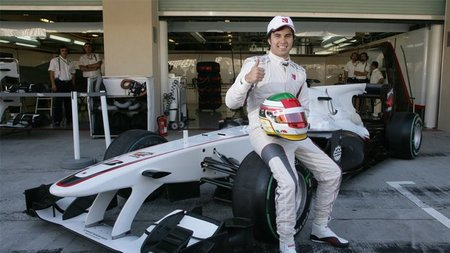 Sergio Pérez explica que 2011 era para él la última oportunidad de entrar en la Fórmula 1