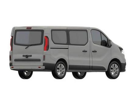 Renault Trafic 2021 phev