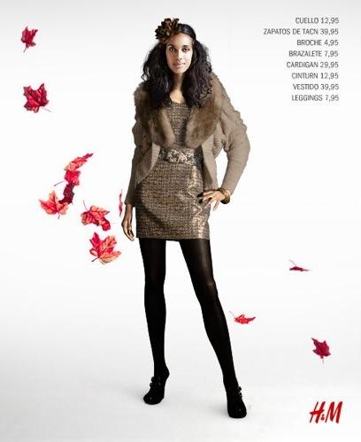 H&M elige su top 4 de los mejores looks para este Otoño-Invierno 2009/2010 III