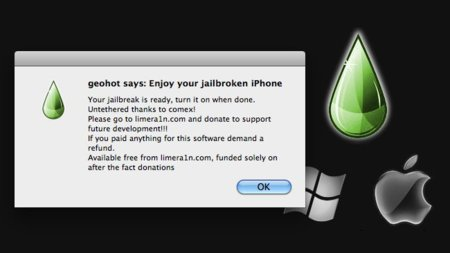 Limera1n ya disponible para Mac, jailbreak para iOS 4.1