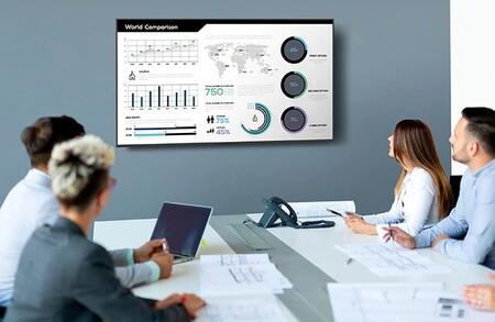 Sony amplía su gama de monitores profesionales Bravia con dos nuevos modelos de 32 y 100 pulgadas