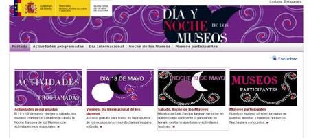 Día Internacional de los Museos ¡hoy mismo!