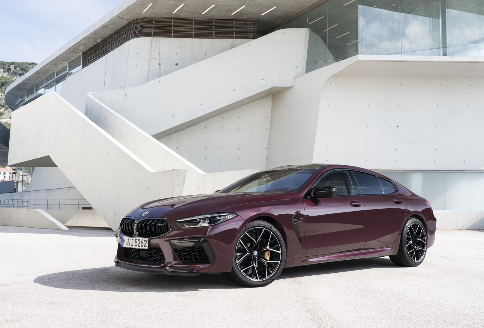 Foto de BMW M8 Gran Coupé 2020 (32/89)