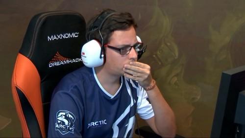 Espumito cae en la final de la Dreamhack Suecia de Hearthstone contra Orange
