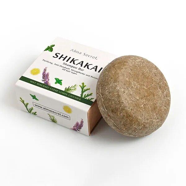 Shikakai Solid Shampoo Alma Secret