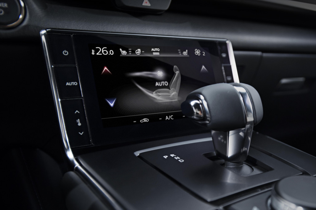 Foto de Mazda MX-30 2021 (1/12)