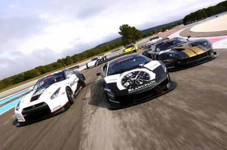 SRO ya tiene equipos para sus GT World Series