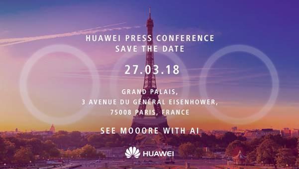 Huawei P20 Invite
