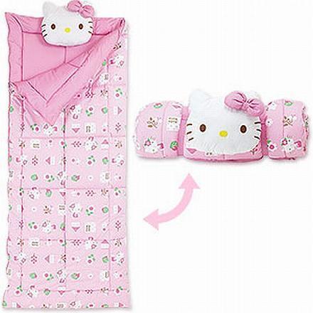 Saco de dormir de Hello Kitty