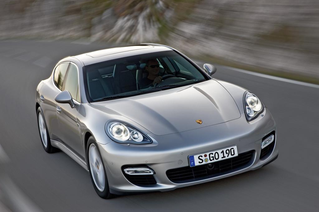 Foto de Porsche Panamera (8/8)