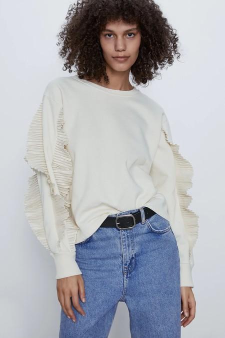 Zara Rebajas Verano 2020 60 Descuento Jersey 03