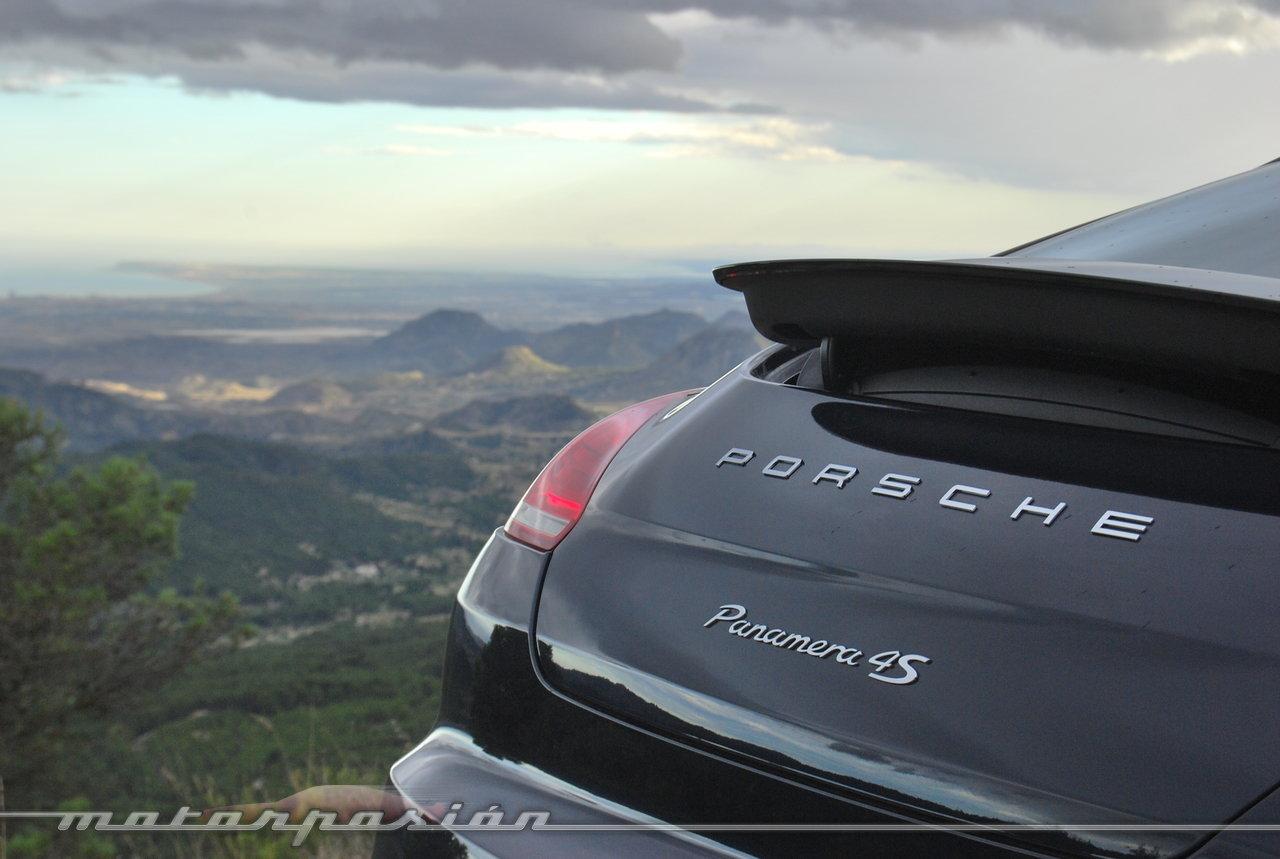 Foto de Porsche Panamera 2014 (presentación) (19/38)