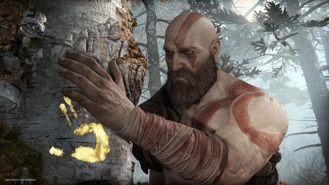 God Of War Kratos 02
