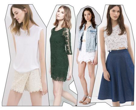 Tendencias Primavera-Verano 2014: Guipur encaje de moda