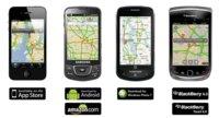 Inrix Traffic para Windows Phone 7, GPS con información del tráfico también para España