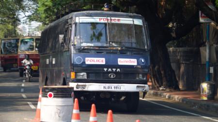 India Kerala Policia Kochi