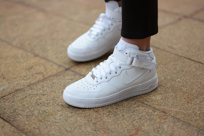 Nike Air Force Blancas